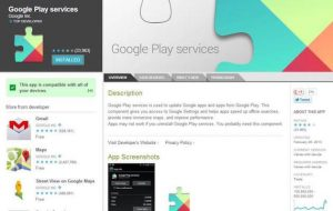 Google Play Services Apk for Android