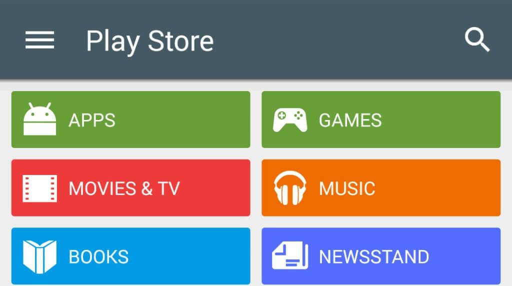 Google Play Store For iOS Download