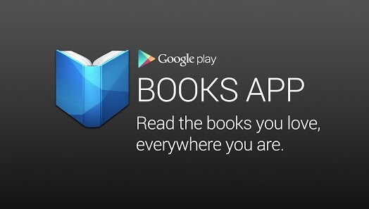 Google Play Books Apk for Android