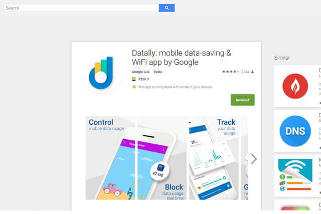 Google Datally for PC