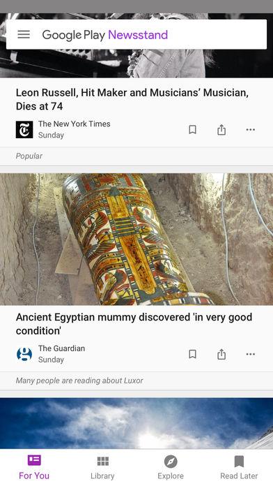 Google Newsstand Apk
