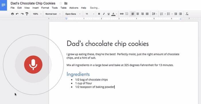 Google Speech to Text for PC