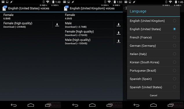 Google Text to Speech Apk