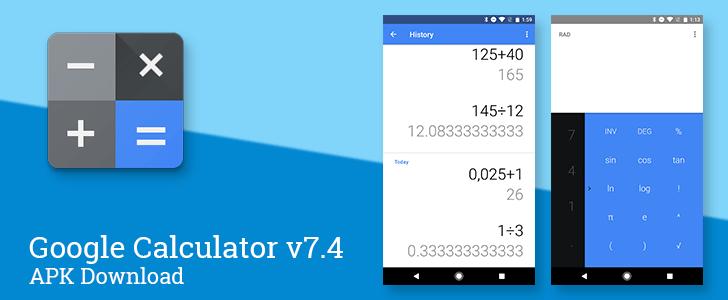 Calculator Apk