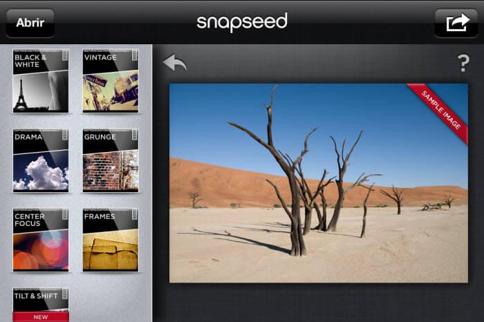 Snapseed Apk