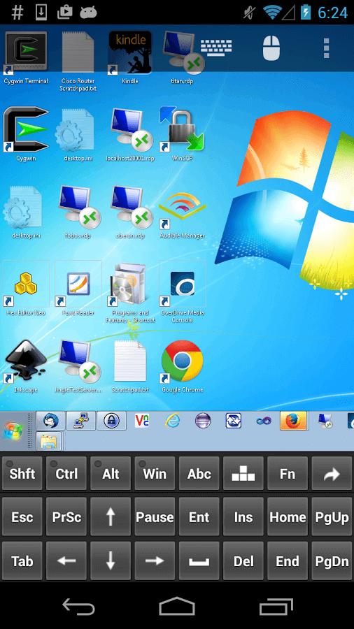 Chrome Remote Desktop Apk