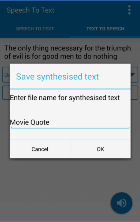 Speech to Text Apk
