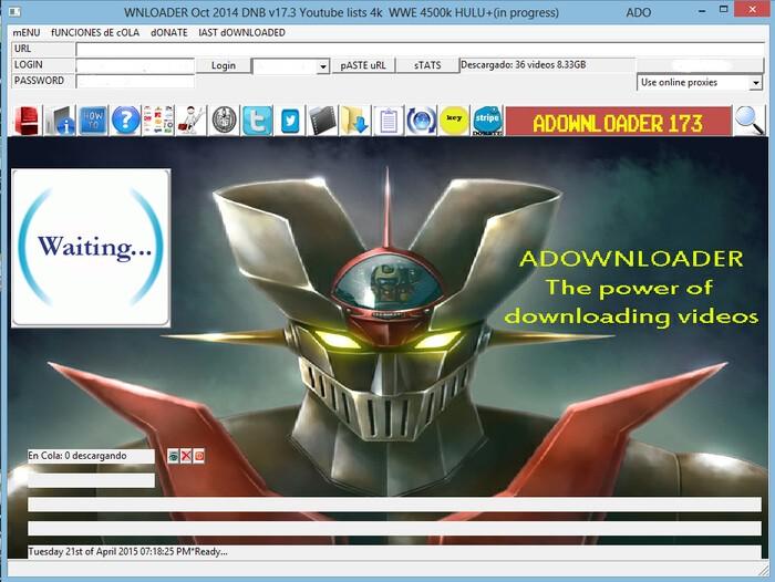 aDownloader for PC