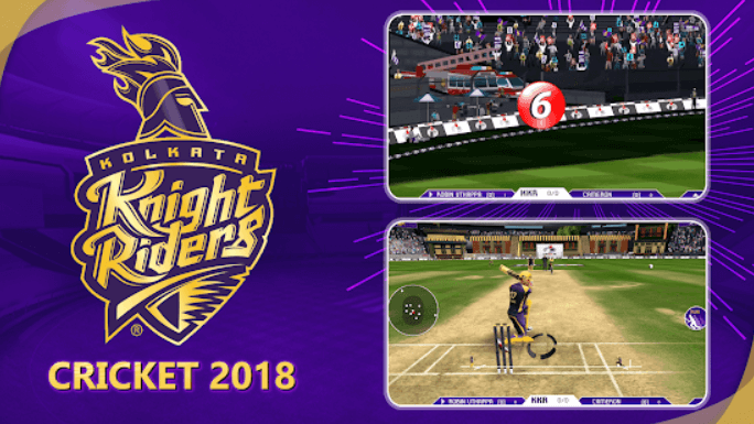 KKR Cricket 2018 for PC