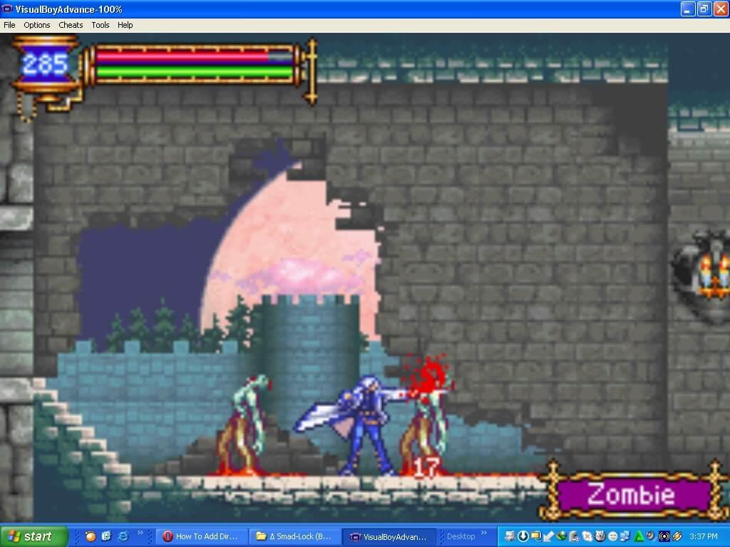 Emulator GBA for PC