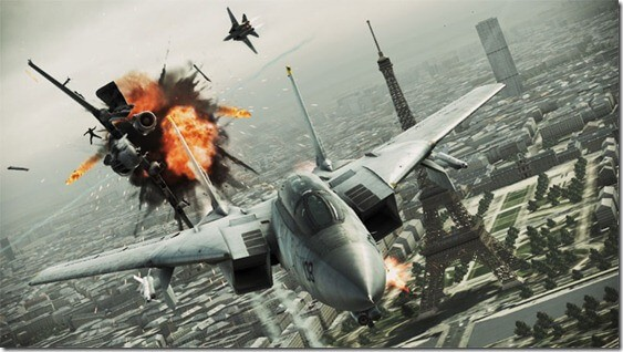Ace Combat for PC