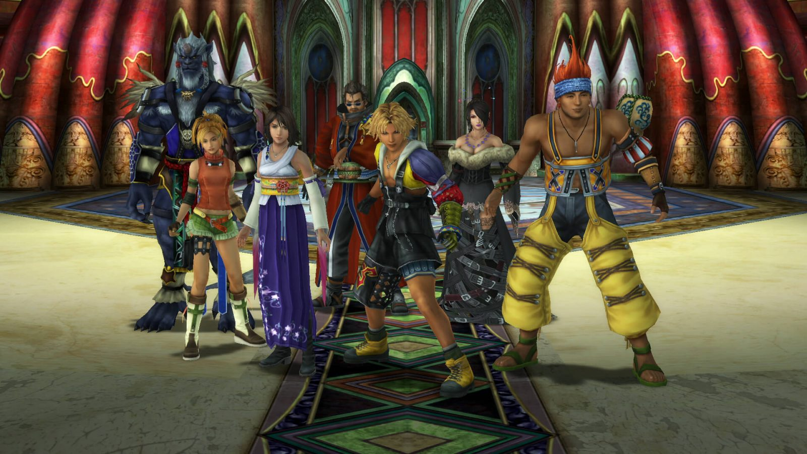 FFX for PC