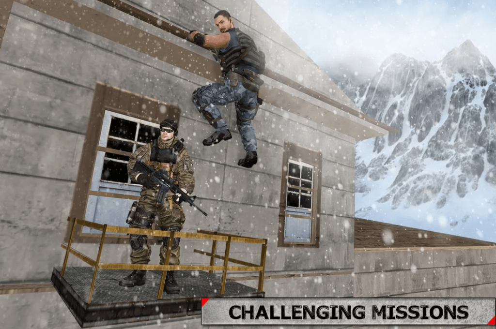 FPS Action Doctrine for PC