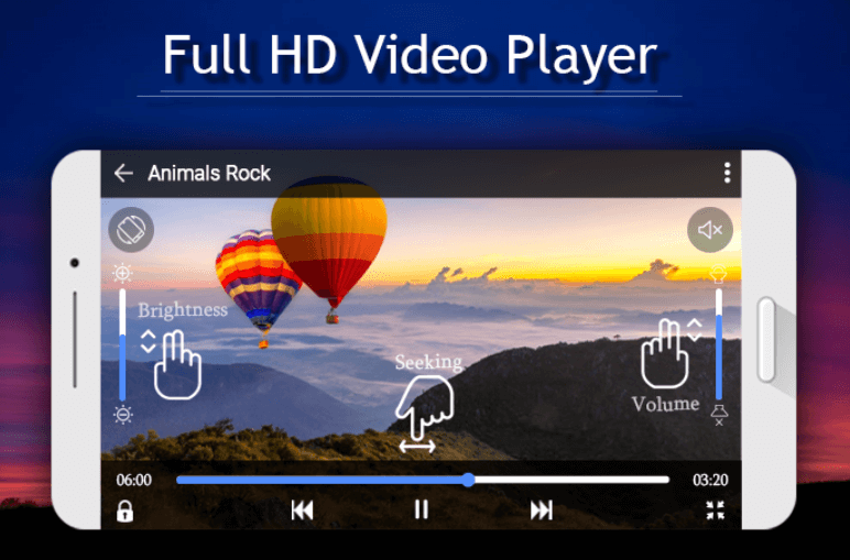 Full HD Video Player for PC