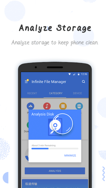 Infinite File Manager for PC