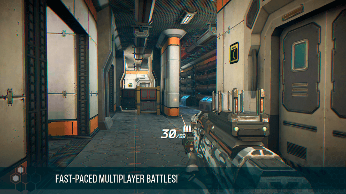 Infinity Ops Sci-Fi FPS for PC