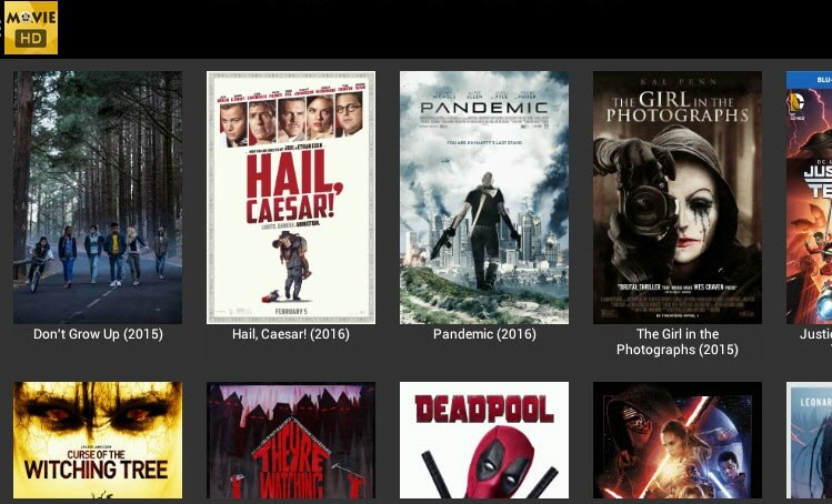 Movie HD for PC