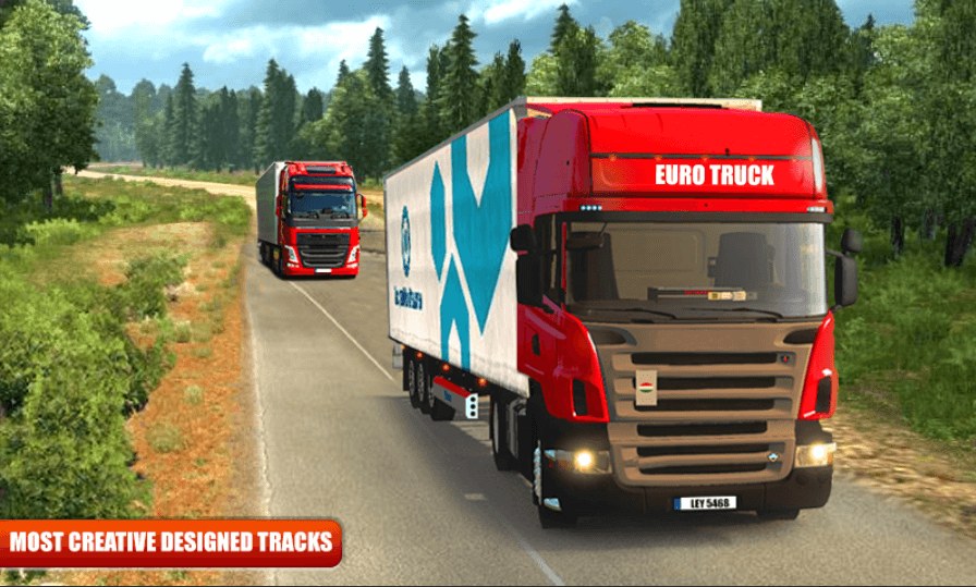 Offroad Cargo Truck for PC