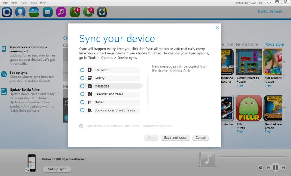 Lumia Suite for PC