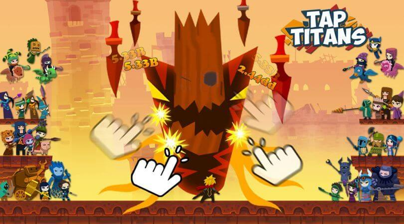 Tap Titans for PC