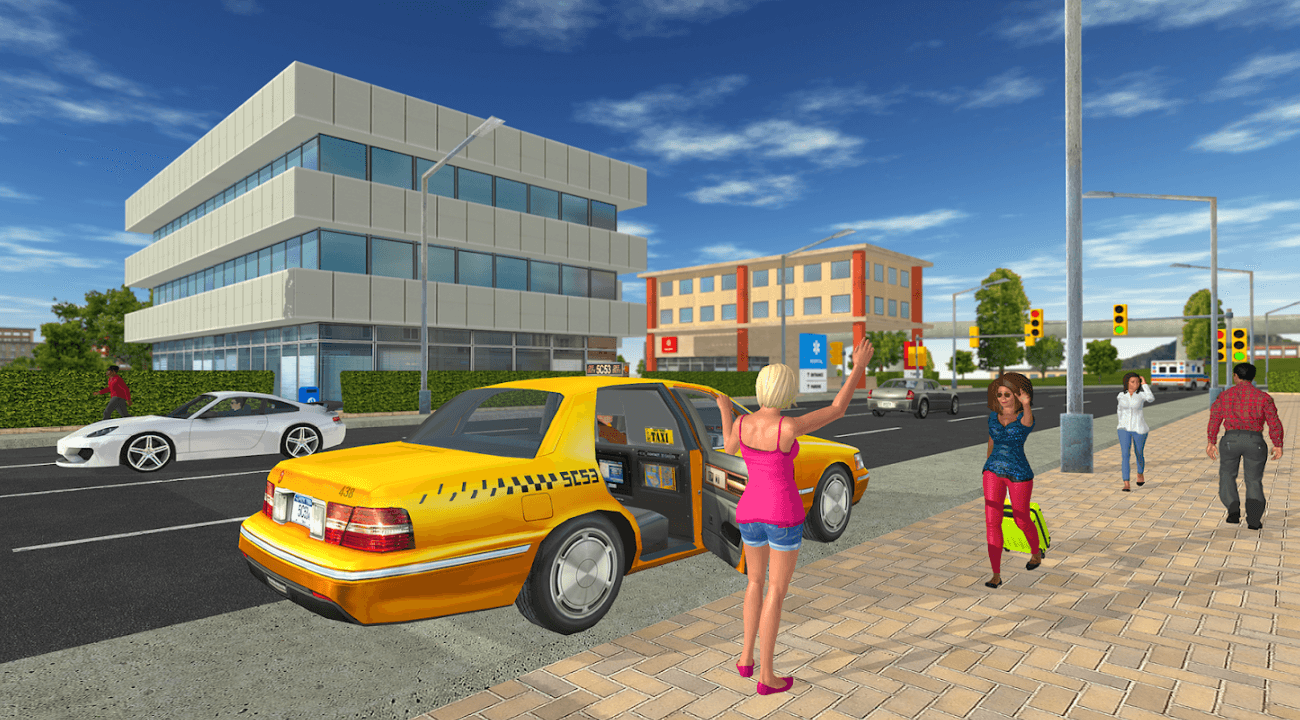 Taxi Game 2 for PC