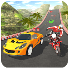 Car vs Bike Racing for PC Windows XP/7/8/8.1/10 and Mac Free Download