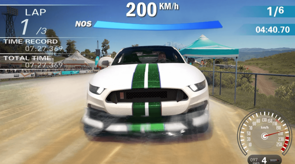 Crazy Racing Car 3D for PC