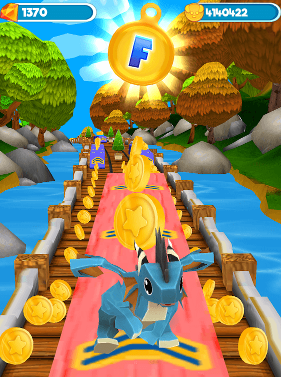 Flying Dragon Run for PC