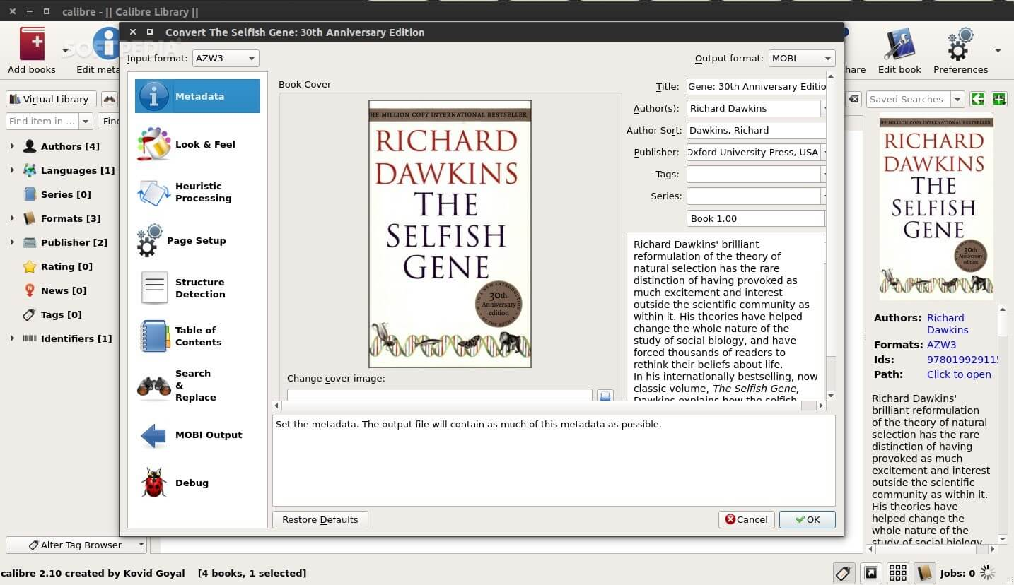 ePub Reader for PC