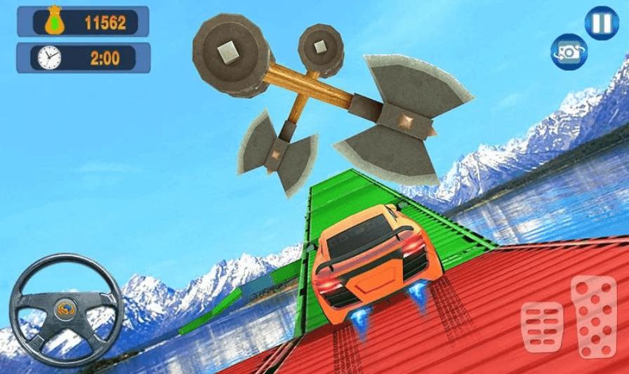 Mega Ramp Car Driving for PC