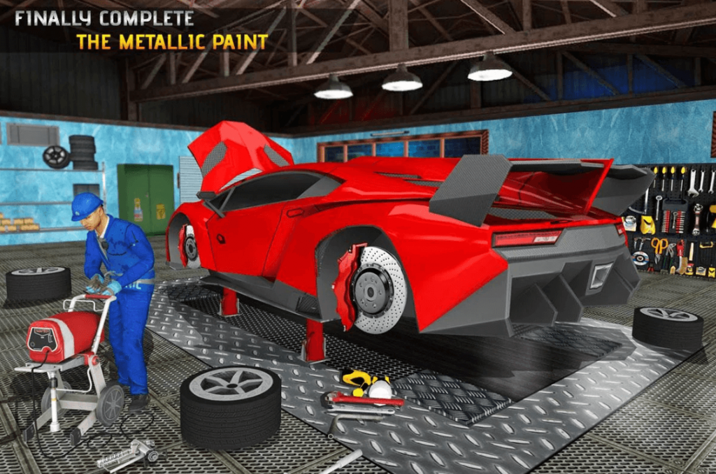 Mobile Auto Mechanic for PC
