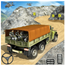 Offroad US Army Vehicle Driving for PC Windows XP/7/8/8.1/10 and Mac Free Download