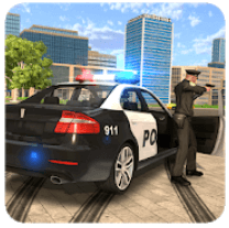 Police Car Chase – Cop Simulator for PC Windows XP/7/8/8.1/10 and Mac Free Download