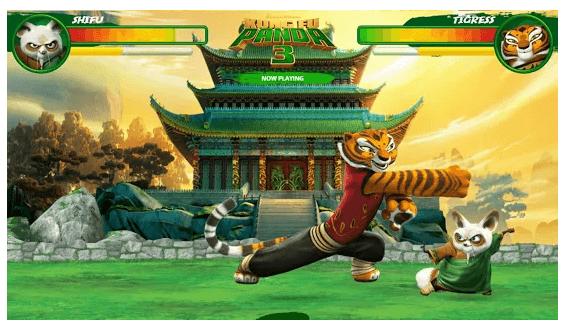 Kung Fu Panda Game for PC