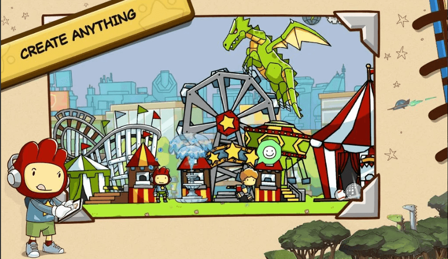 Scribblenauts for PC