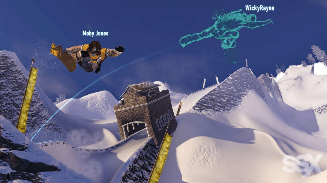 SSX Tricky for PC