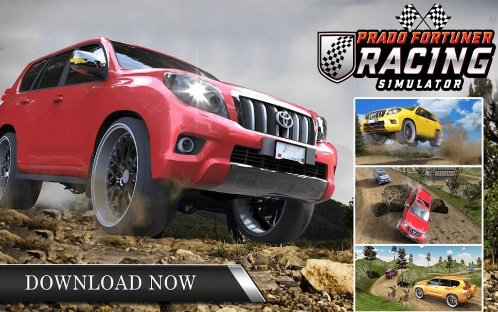 Offroad Prado Car Simulator 2018 for PC