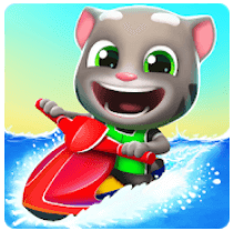 Talking Tom Jetski 2 for PC Windows XP/7/8/8.1/10 and Mac Free Download