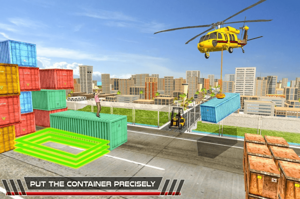 US Helicopter 3D for PC