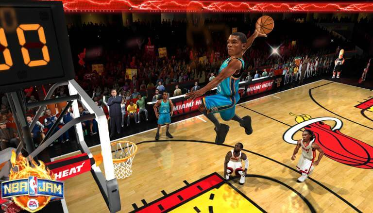 NBA JAM for PC