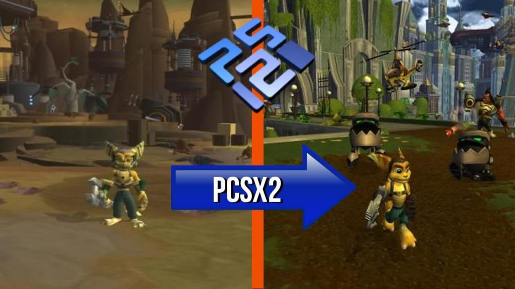Emulator PS2 for PC