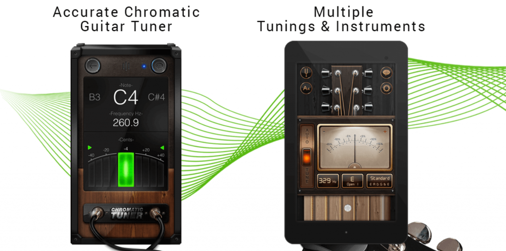 Guitar Tuner for PC