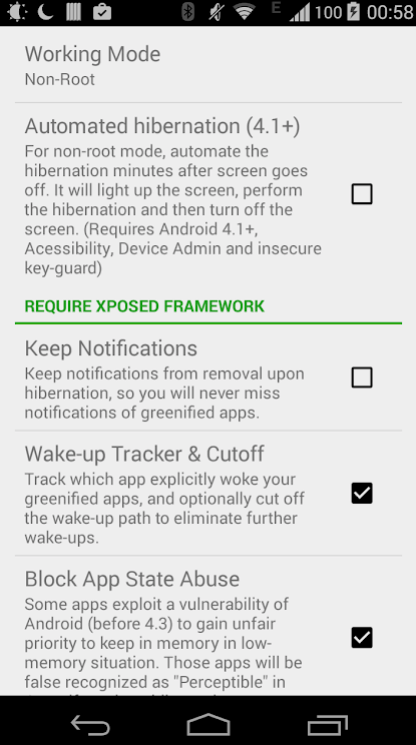 Greenify Pro for PC