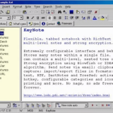 KeyNote for PC Windows XP/7/8/8.1/10 and Mac Free Download