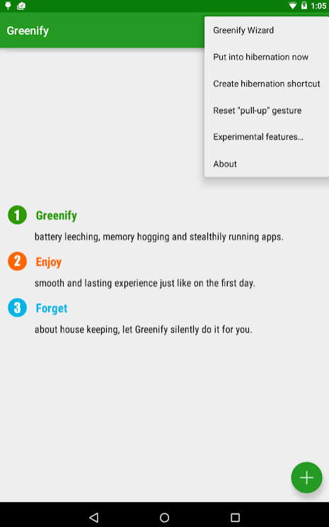 Greenify Pro Apk