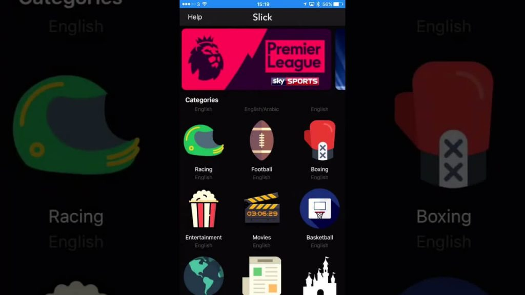 Slick TV Apk for Android Free Download - I Must Have Apps