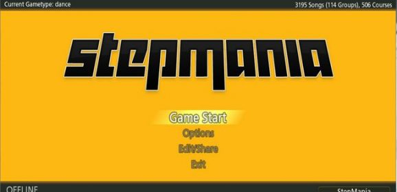 StepMania for PC Windows XP/7/8/8.1/10 and Mac Free Download