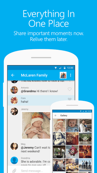 GroupMe for PC
