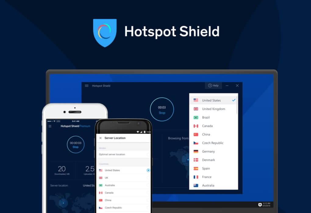 Hotspot Shield for PC